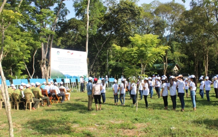 National Park Management Board of Phong Nha - Ke Bang held in...